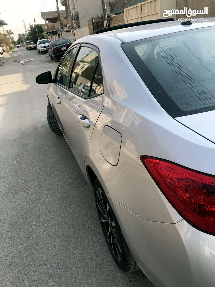 2017 Corolla for sale