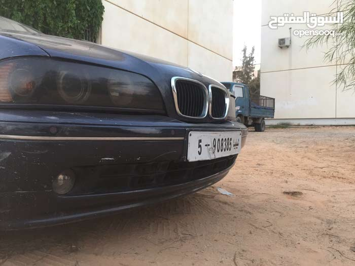 BMW 525i 2002للبيع او الاستبدال