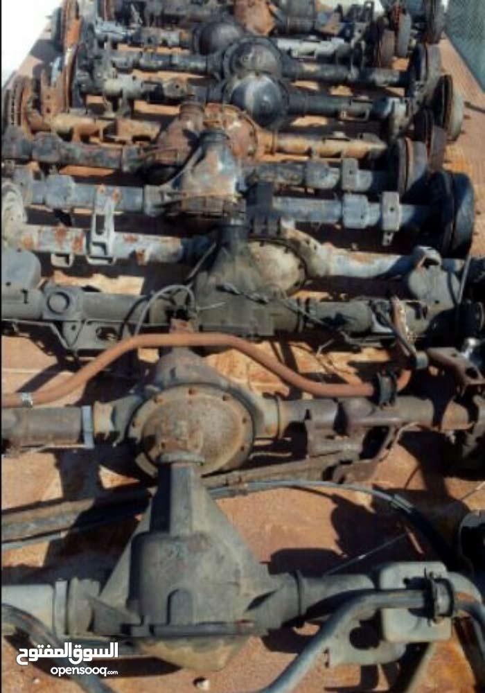 قطع غيار السيارات الإمريكية جيرات محركات دفريشنات فورويلات مع تركيب اوتوصيل