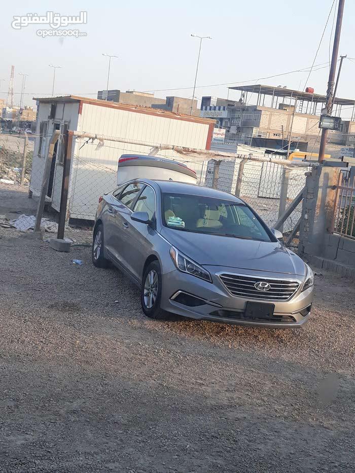 2017 Hyundai Sonata for sale in Basra