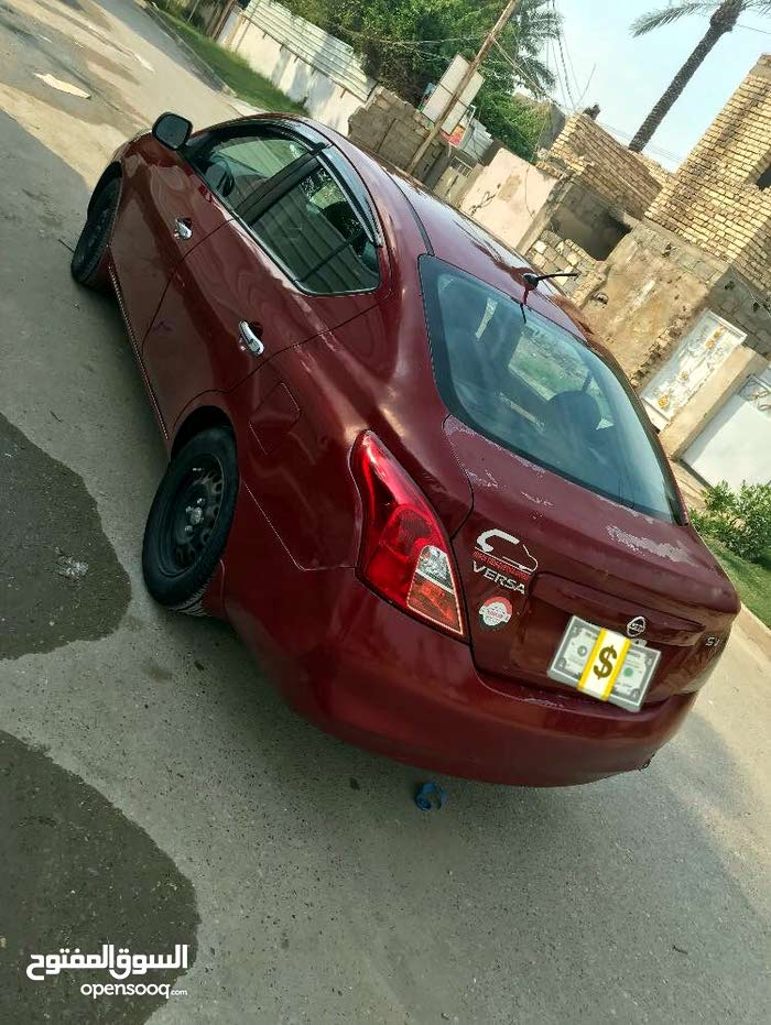 For sale Used Nissan Versa