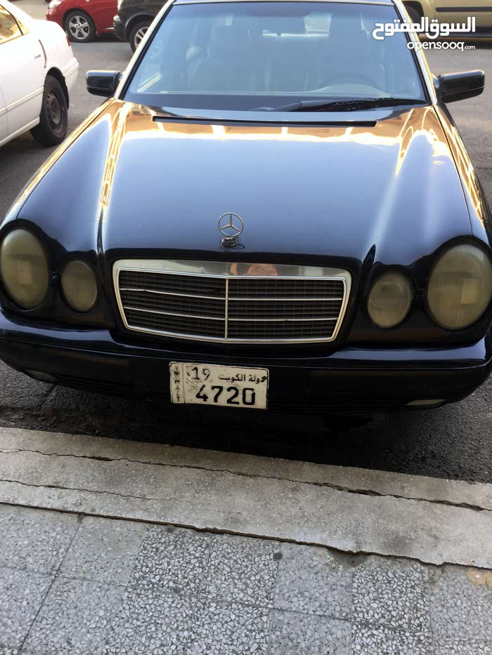 Automatic Mercedes Benz 1997 for sale - Used - Kuwait City city