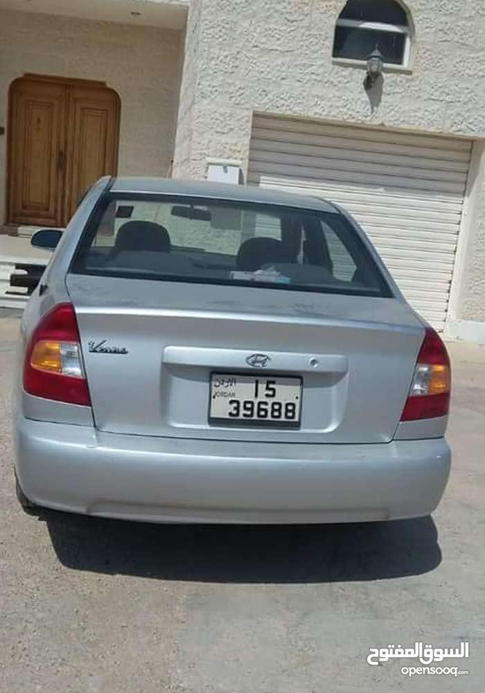 Hyundai Verna 2000 for sale in Al Karak