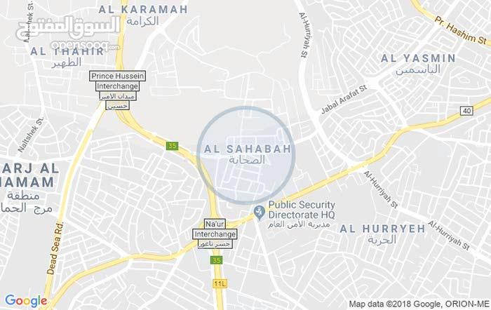 شقة طابق أرضي مع ترس مساحة 113م للبيع/ حي الصحابة 41