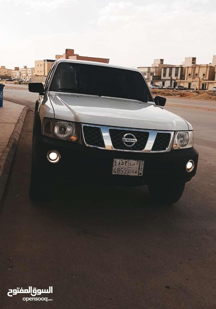 +200,000 km mileage Nissan Patrol for sale