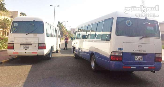 حزم الكويت لخدمات النقل وتأجير الباصات