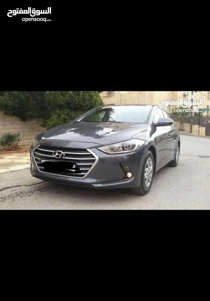 Hyundai Elantra 2017 For Rent