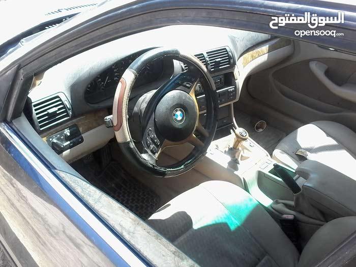 BMW 325 car for sale 2004 in Al-Khums city