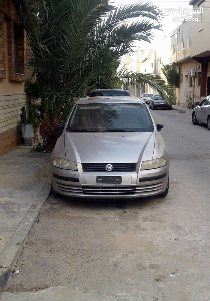 Fiat Stilo car for sale 2005 in Tripoli city