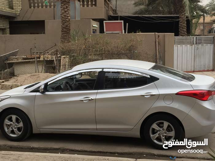 2014 Used Avante with Automatic transmission is available for sale