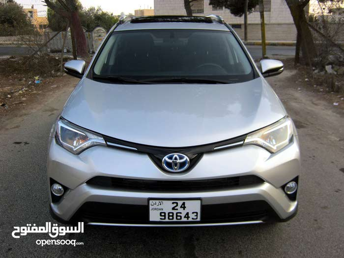 Used RAV 4 2016 for sale