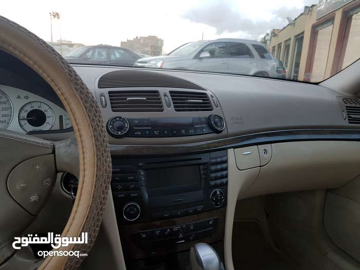 For sale Used Mercedes Benz E500