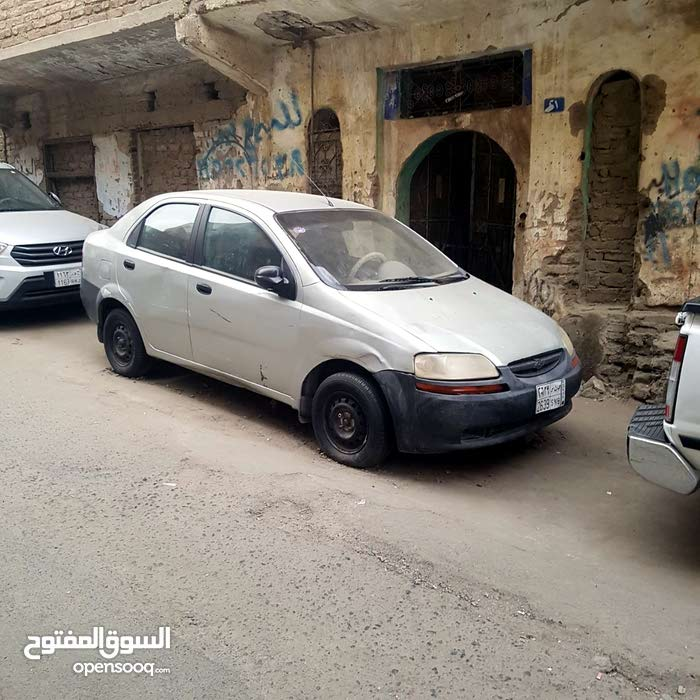 Chevrolet Aveo car for sale 2005 in Mecca city
