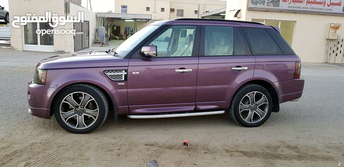 Used condition Land Rover Range Rover Sport 2008 with 0 km mileage
