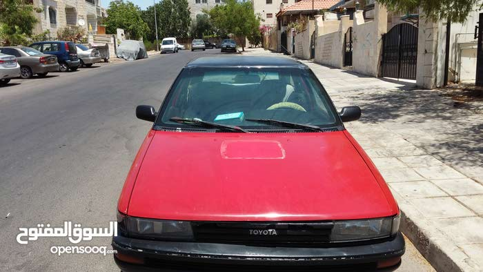 Used Corolla 1990 for sale