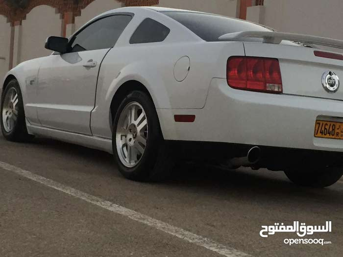 For sale 2007 White Mustang