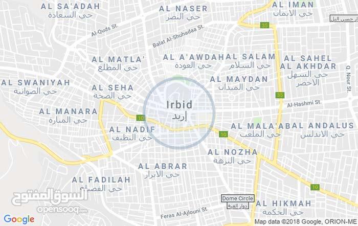 Fourth Floor  apartment for rent with 4 rooms - Irbid city Mojamma' Amman Al Jadeed