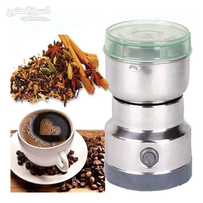 جهاز طحن الحبوب قهوه وبهارات والرز