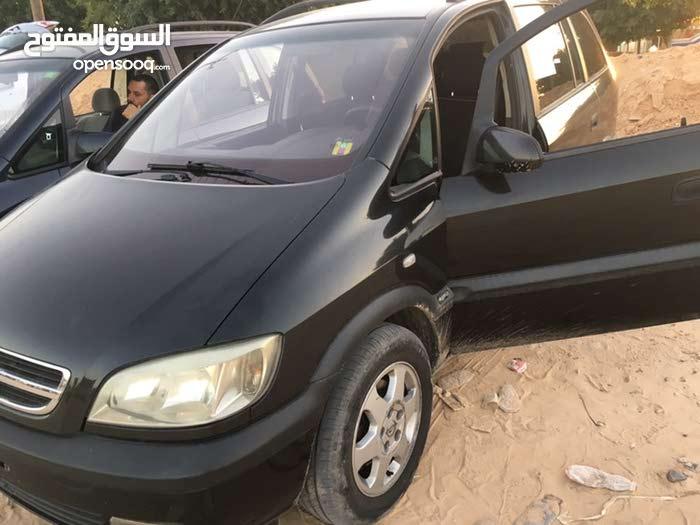 Opel Zafira 2002 - Tripoli