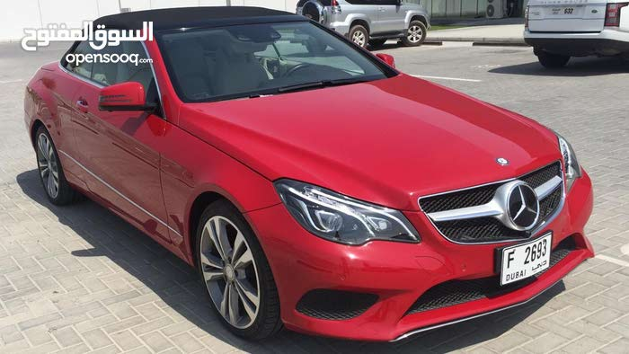 2014 Mercedes E350 AMG USA Import 25000 mile 82000 AED