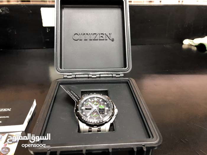 ساعة سيتيزين سكاي هوك citizen skyhawk