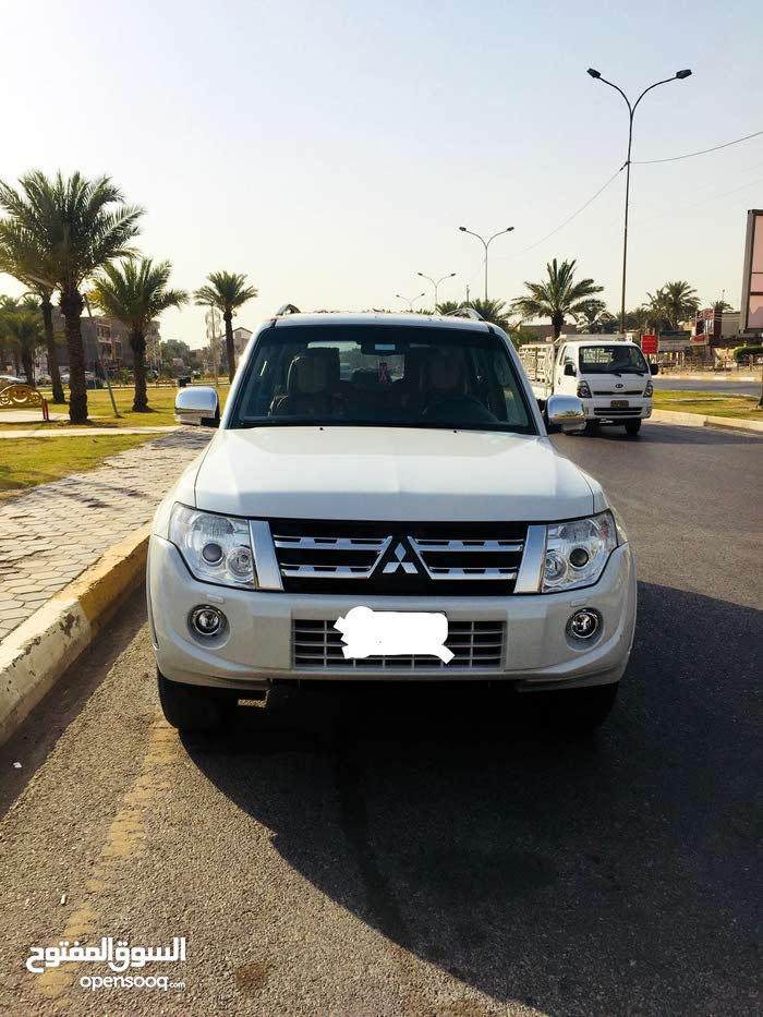 Used 2014 Pajero in Baghdad