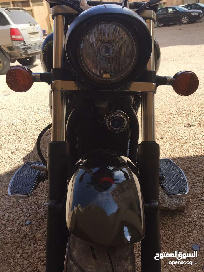 Benghazi - Honda motorbike made in 2005 for sale