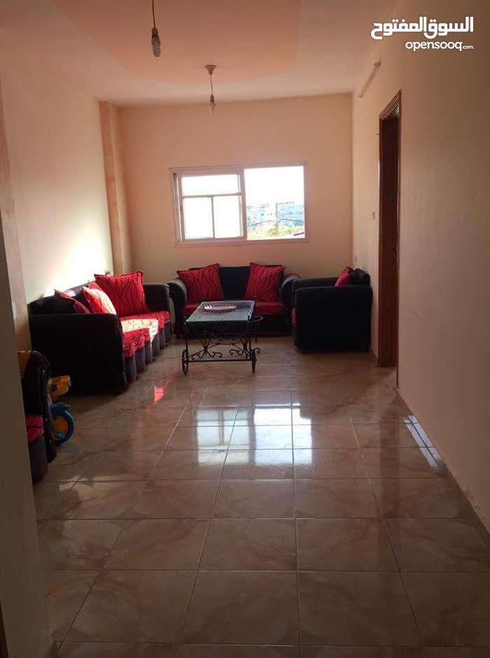 شقة 110م للايجار - غزة ابو اسكندر
