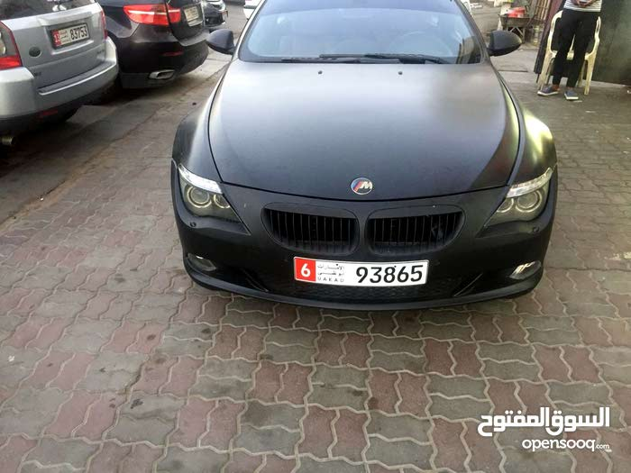 2007 BMW 650 in superb condition