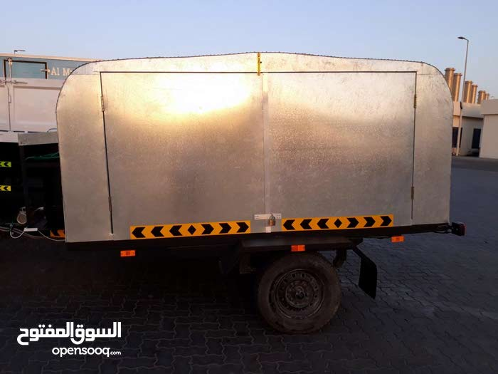 Camping trailer - heavy duty with extras