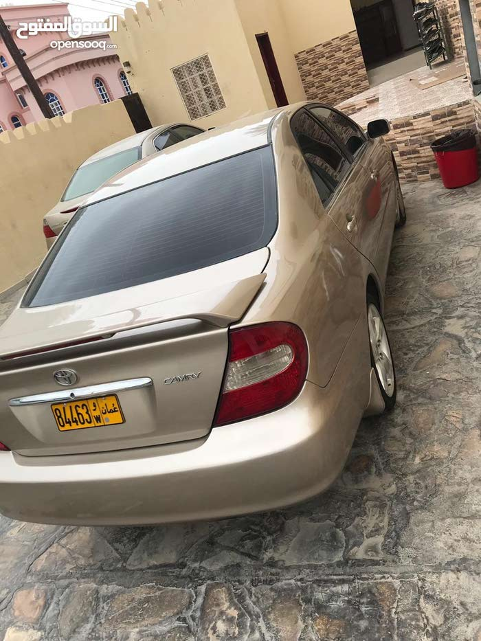 Used 2002 Toyota Camry for sale at best price