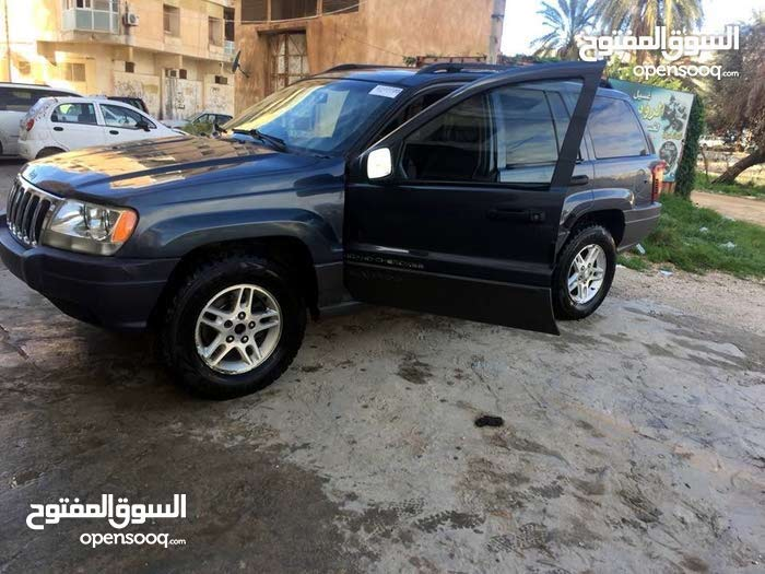 Available for sale! 180,000 - 189,999 km mileage Jeep Grand Cherokee 2003