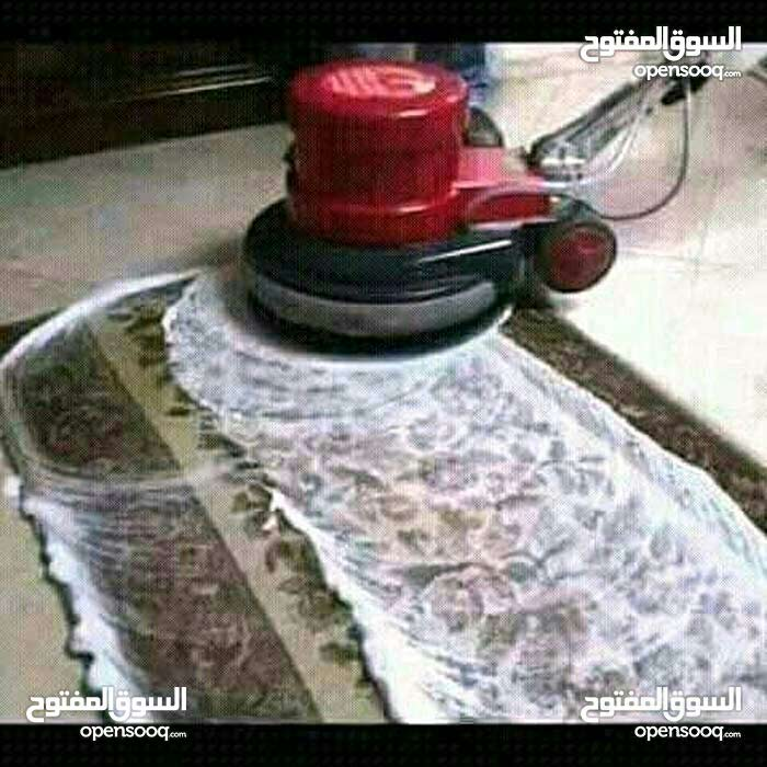 لمسه الابتكار لخدمات التنظيف ومكافحة الحشرات