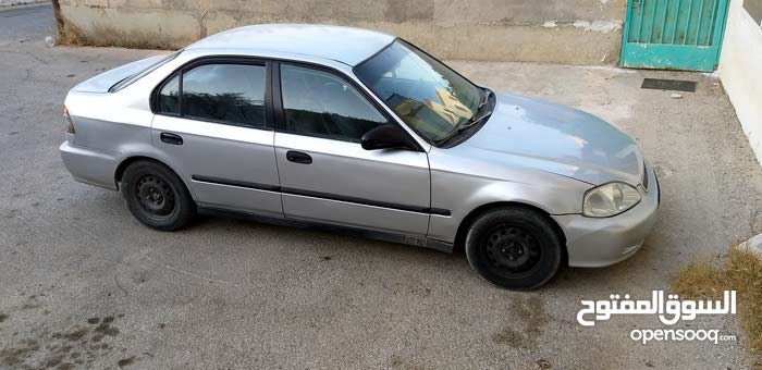 Used Honda Civic 1999