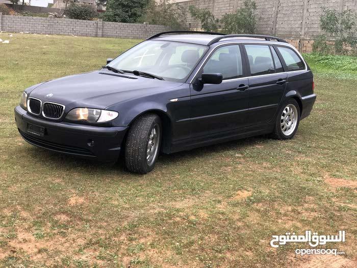 Used BMW 320 in Tripoli