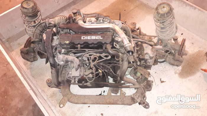 محرك اوبل كامبو نافطه استعمال اوربي بي الصاله والكمبيو كامل للبيع