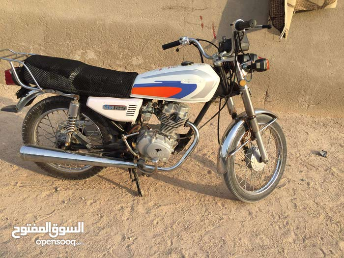 Aprilia made in 2010 in Basra for Sale