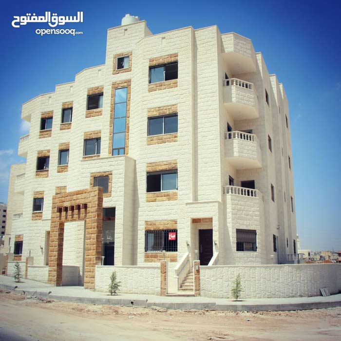 Third Floor  apartment for sale with 3 rooms - Amman city Al Bnayyat