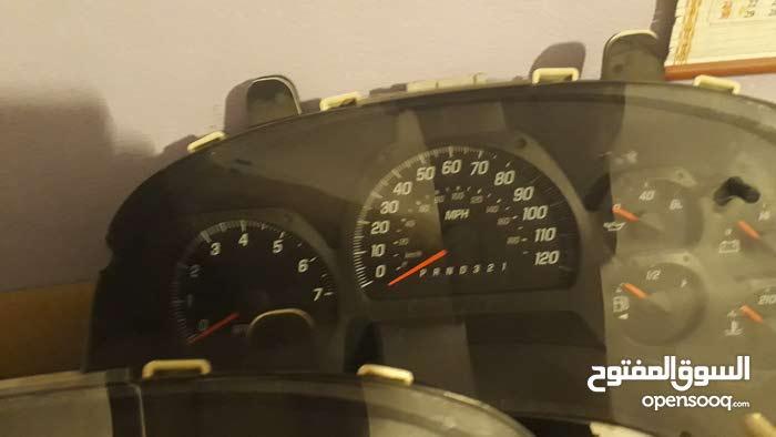 عداد شفروليه بليزر  عدد2  2006 ومفتاح التحكم بلمكيف دجتل