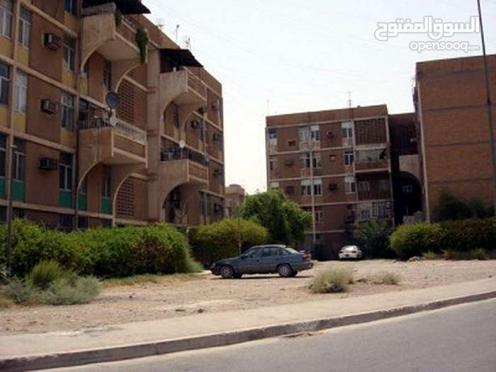 Fourth Floor  apartment for sale with 4 rooms - Baghdad city