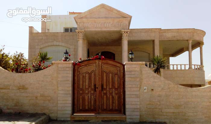More rooms Villa palace for sale in Irbid