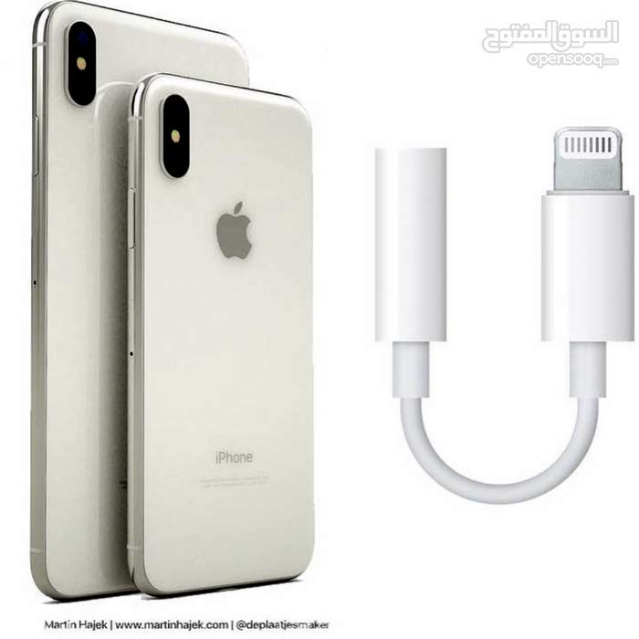 apple IPhone adapter to AUX original (not copy)