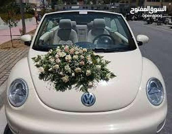 سيارات زفاف للايجار باسعار مناسبه