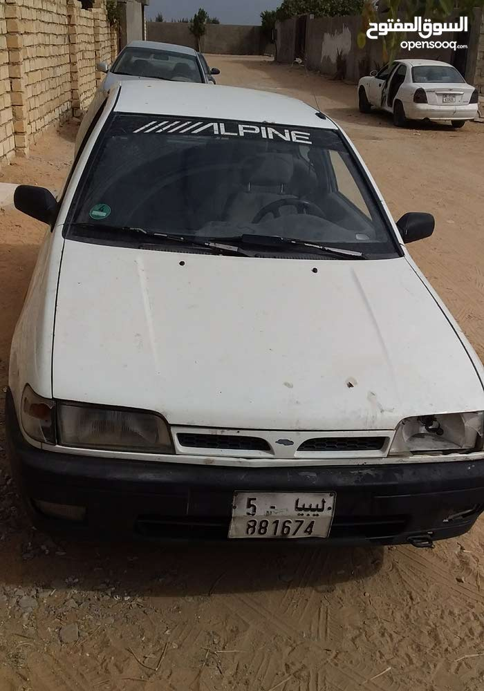 0 km mileage Nissan Almera for sale