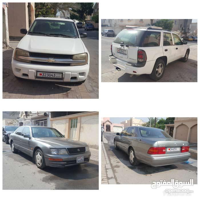 ليكزس ال اس 1997 اس400
