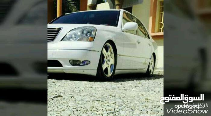 Lexus LS 2003 For sale - White color