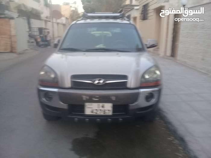 Hyundai Tucson for rent in Aqaba