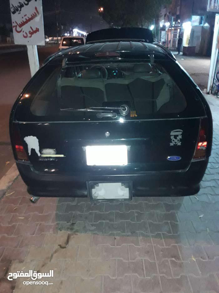 Ford Taurus in Baghdad