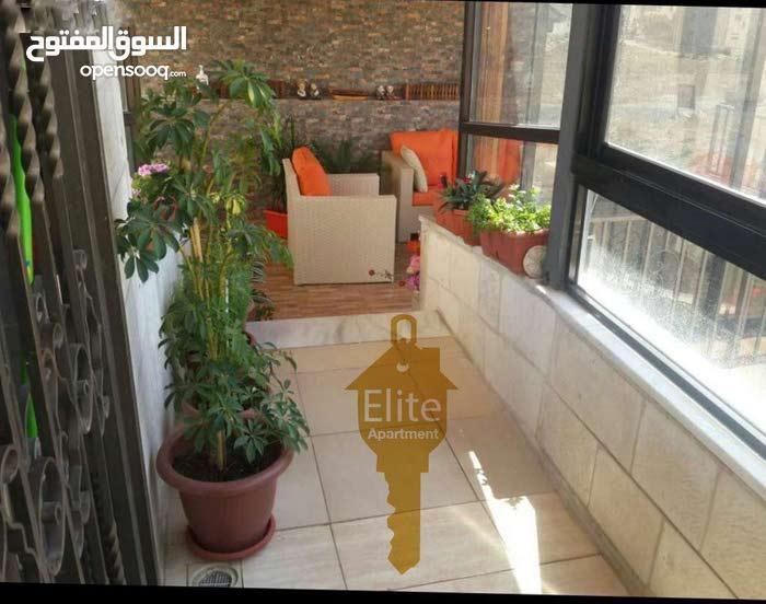 شقه طابق ارضي للبيع في الاردن - عمان - شارع المدينه المنوره بمساحه 150 متر