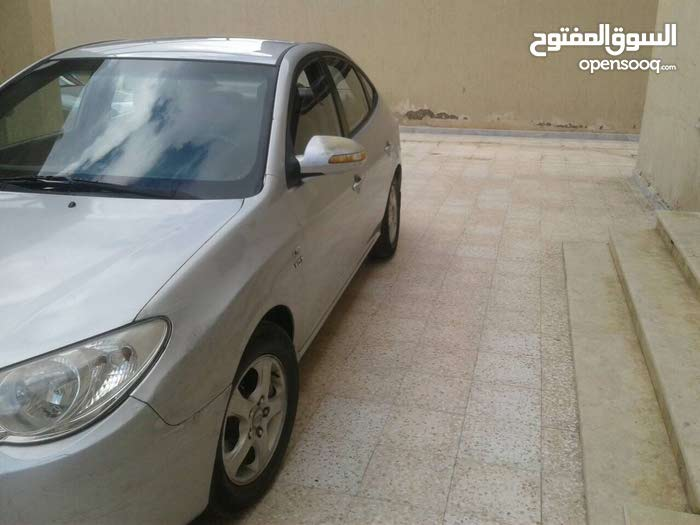 Hyundai Elantra made in 2008 for sale